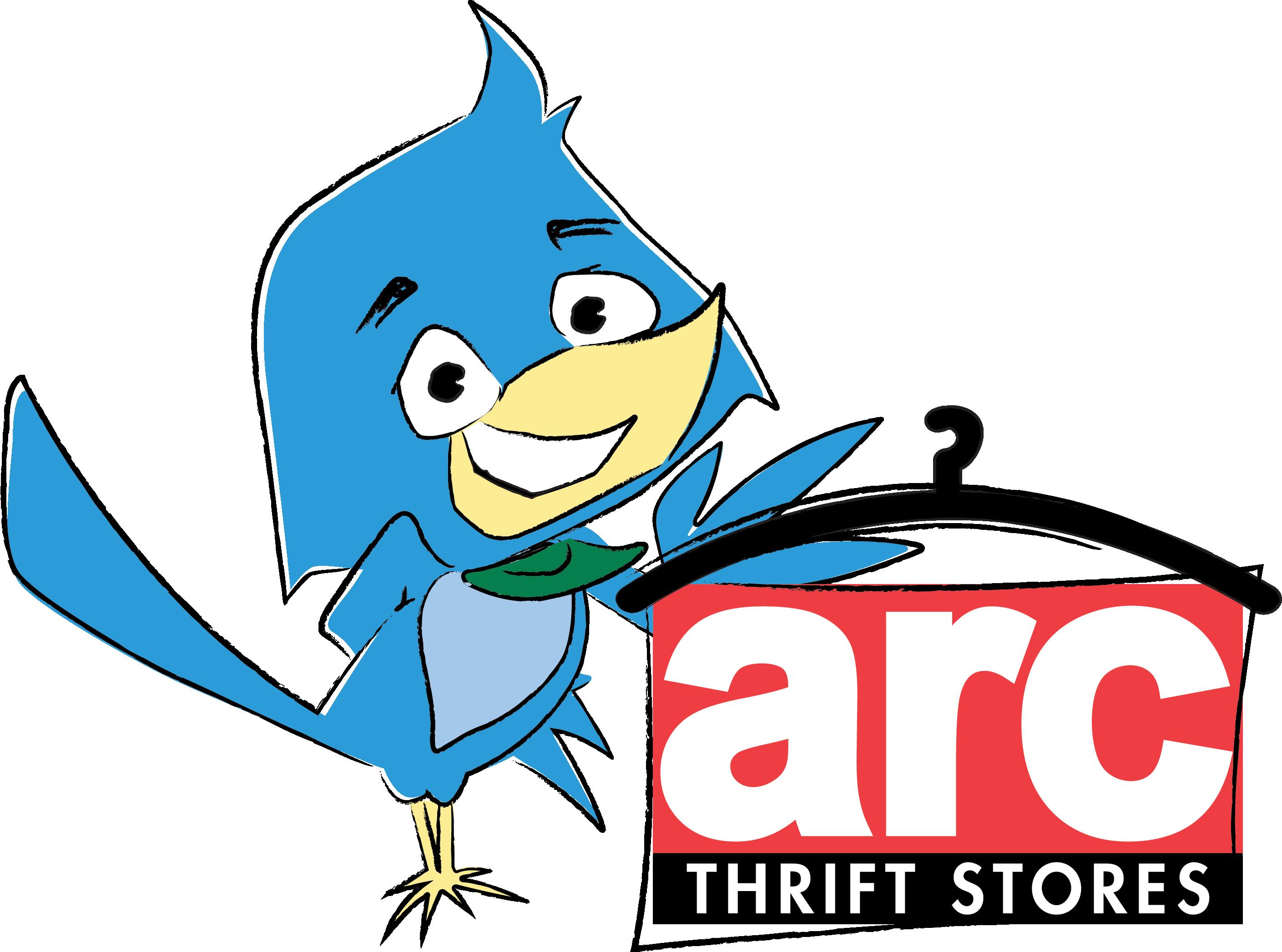 Arc Thrift Store Logo